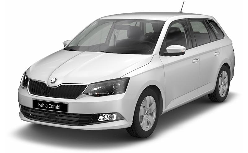 Škoda Fabia Combi III 1.2 TSI