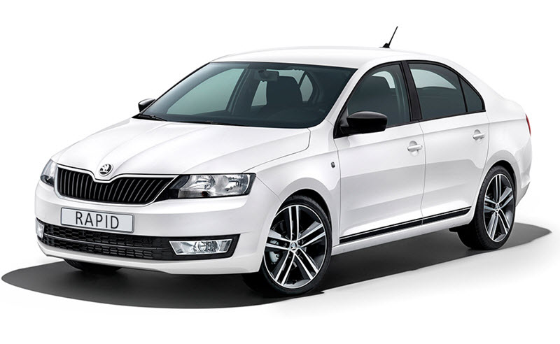 Škoda Rapid 1.6 TDi Sedan